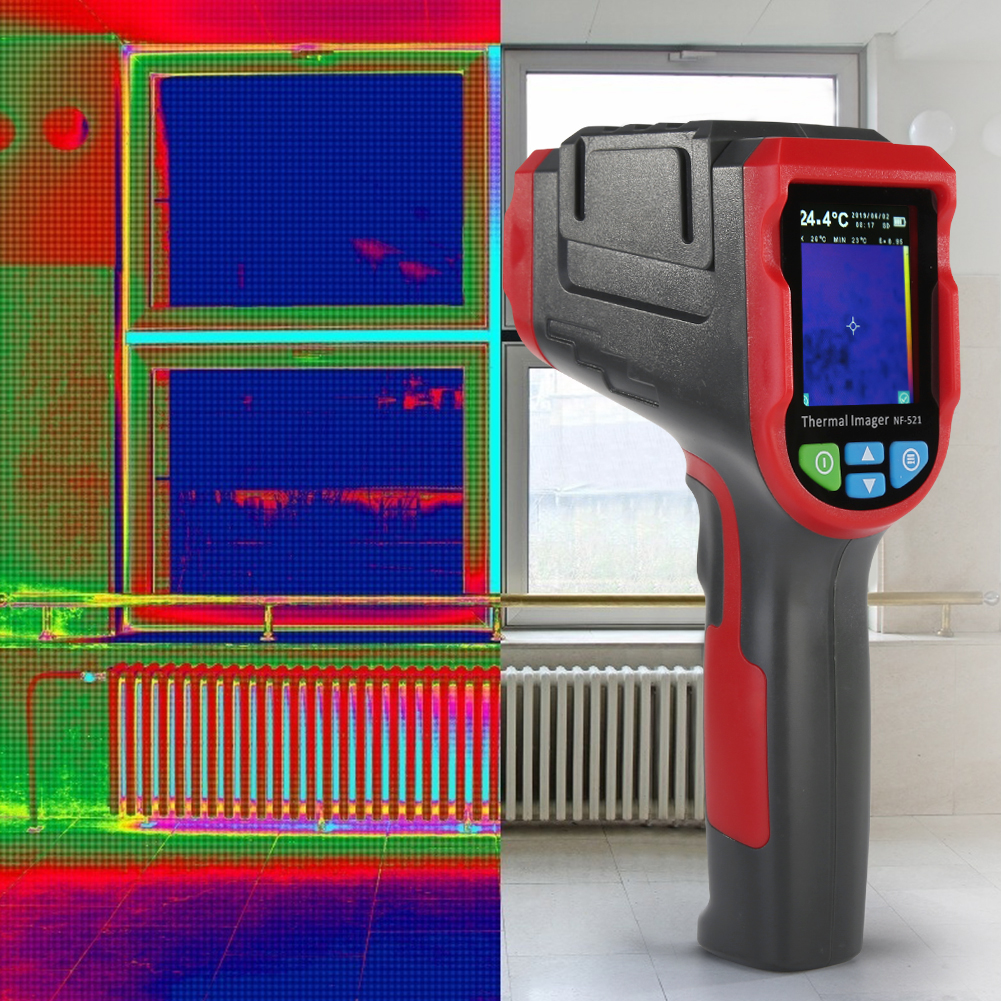 Digital Thermal Camera Made With ABS And Electronic Components Material 12