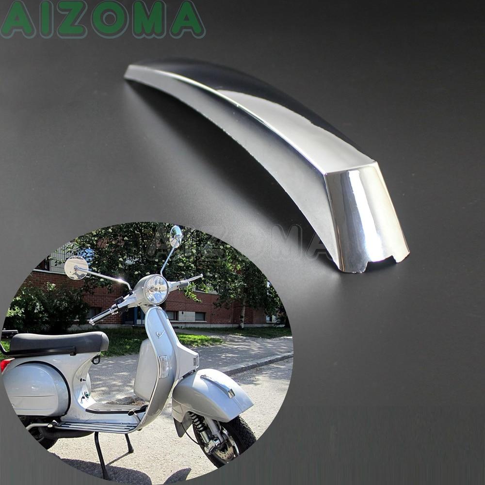 Garde-boue avant pour Scooter ABS | Garde-boue de bande de montage, décoration de la crête pour Vespa PX 125 150 200 LML T5 disque EFL