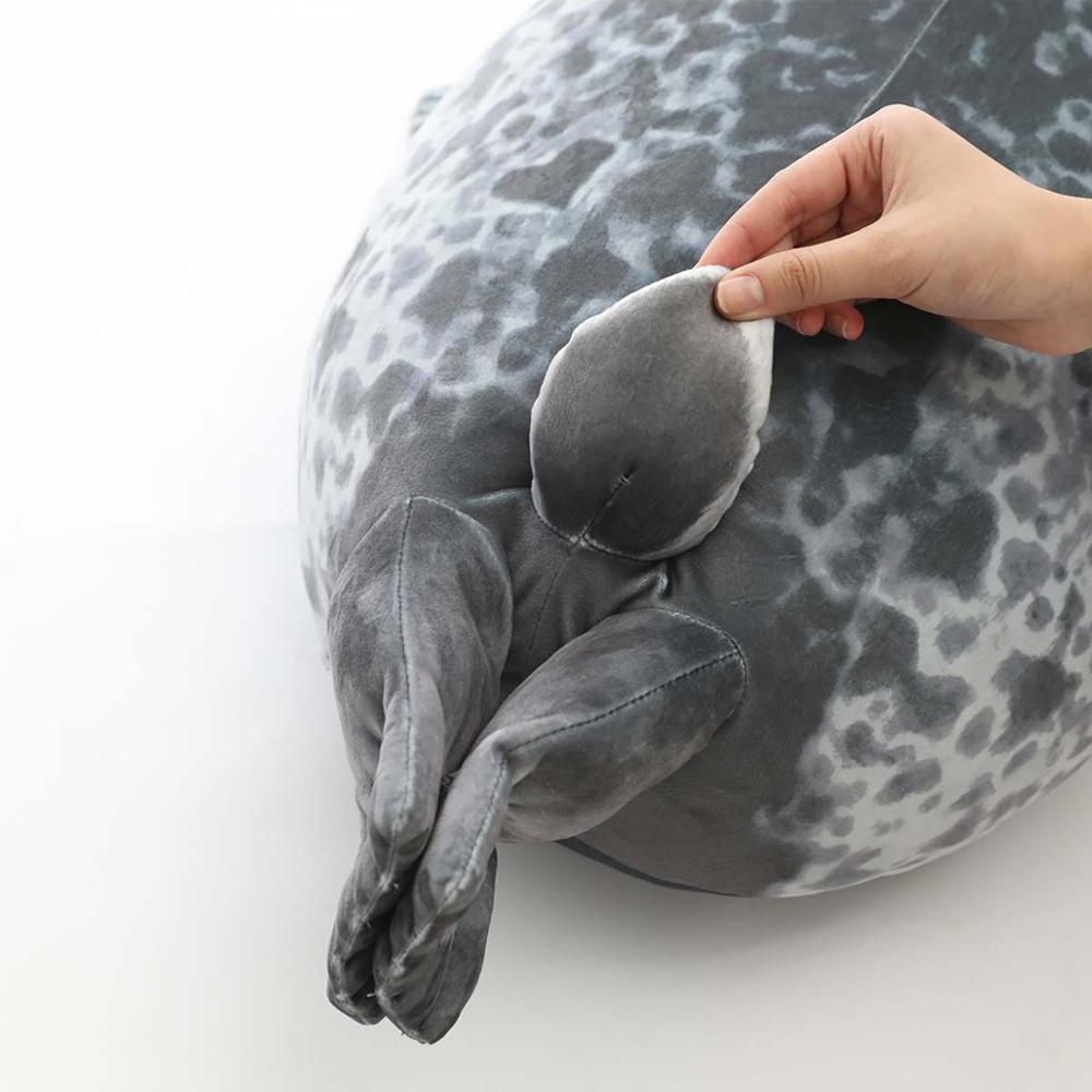 30-60CM-Hot-3D-Novelty-Throw-Pillows-Soft-Seal-Plush-Stuffed-Plush-Housewarming-Party-Hold-Pillow (4)