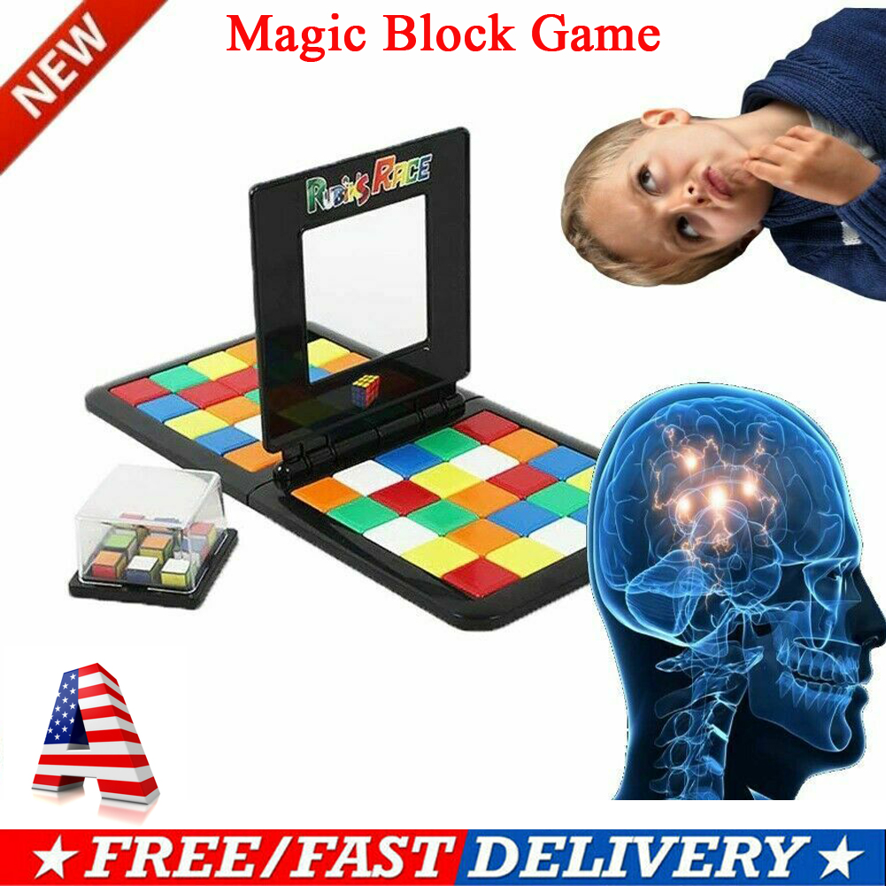 Rubiks Race Color Block