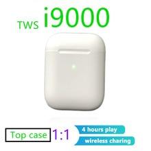 I9000 TWS 1:1 Беспроводной наушники Bluetooth 6D бас наушники Pk i12 i60 i200 i500 i1000 i9000 i80 i30 i111 i20 TWS
