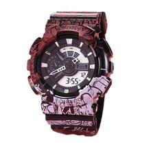 Gshock часы Для мужчин sportwatch Электрический камуфляж g shock