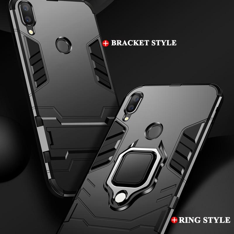 Shockproof Armour Case Xiaomi Mi 9T Pro Mi9 SE 8 Lite CC9 CC9E Play - მობილური ტელეფონი ნაწილები და აქსესუარები - ფოტო 3