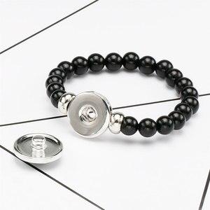 Image 5 - Grânulos boêmio allah pulseira masculino feminino artesanal vintage clássico pulseira allah tempo gem frisado jóias presente