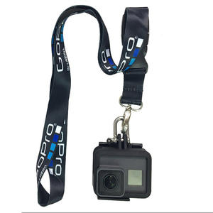 Neck-Strap Lanyard-Sling Camera Action-Sports Gopro7 Quick-Released-Buckle with for 6-5/5s/4/..
