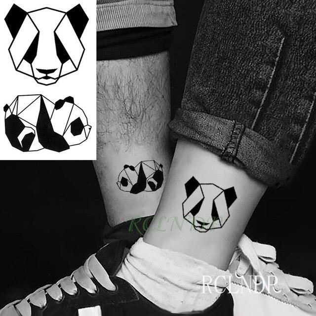 Waterproof Temporary Tattoo Stickers Moon Hill forest star Fake Tatto Flash Tatoo Tatouage Body Art Hand Foot for Girl Women Men 3