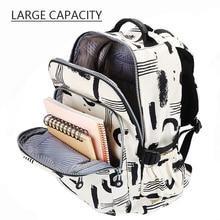 Women Backpack Waterproof Nylon Laptop Bag School Backpack For Teenage Girl  Travel Bag Large Capacity Notebook Bagpack Grey сумка meizu waterproof travel bag grey 74569