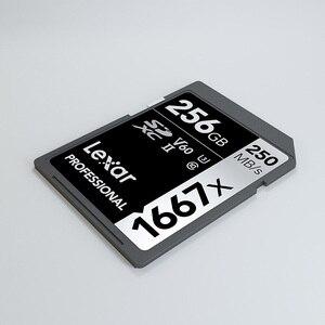 Image 4 - marked cards 메모리 64 기존 lexar sd 카드 150 메가바이트/초 256 gb tarjeta carte sd 32 gb 64 gb UHS II u3 메모리 카드 (3d 4 k 디지털 카메라 무료 배송) memory storage 카드 메모리