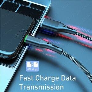 Кабель Micro USB 1 м, 2 м, 3 м, шнур для быстрой зарядки и передачи данных, зарядное устройство, адаптер для Samsung S9, Xiaomi, Huawei, Android, телефонный кабель Micro USB, провод|Кабели для мобильных телефонов|   | АлиЭкспресс