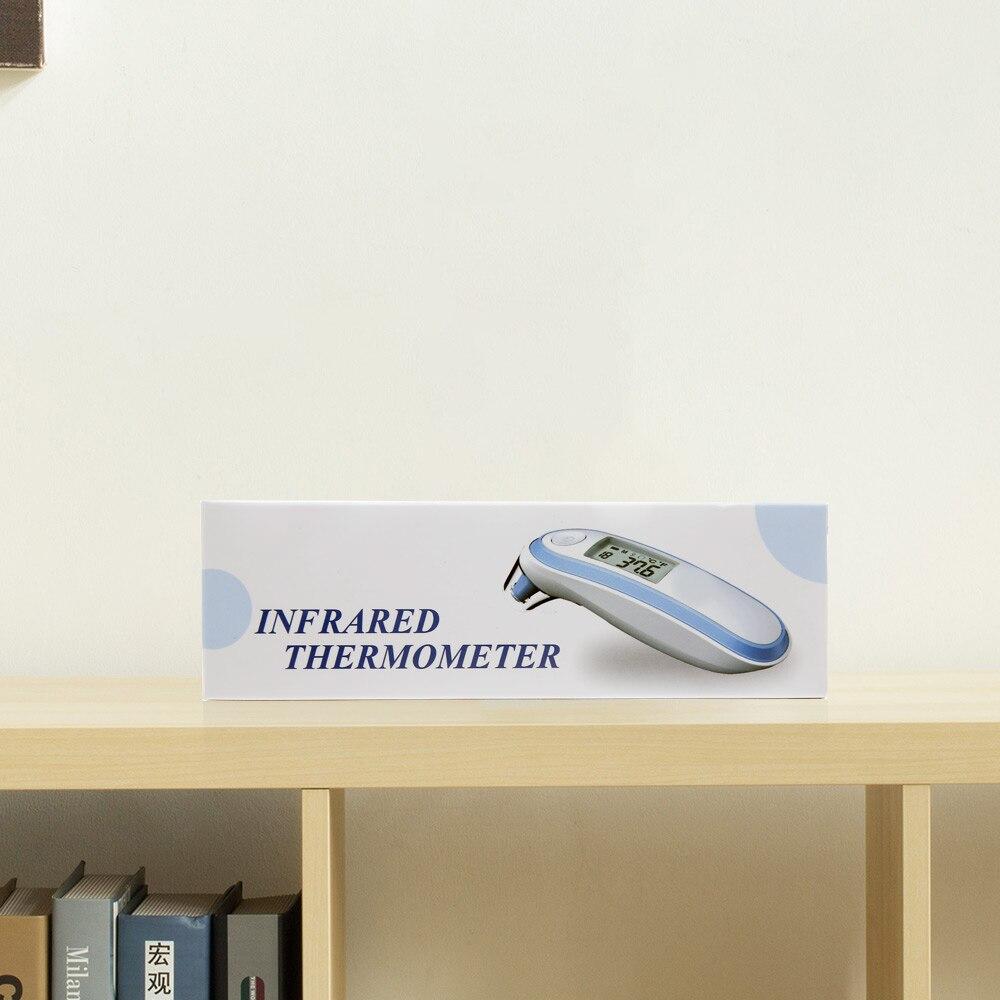 Image 5 - Yongrow медицинский термометр для ухода за здоровьем детский  оксиметр для взрослых с кончиком пальцев SPO2 Пульс De Pulso De Dedo lcd  цифровойАртериальное давление