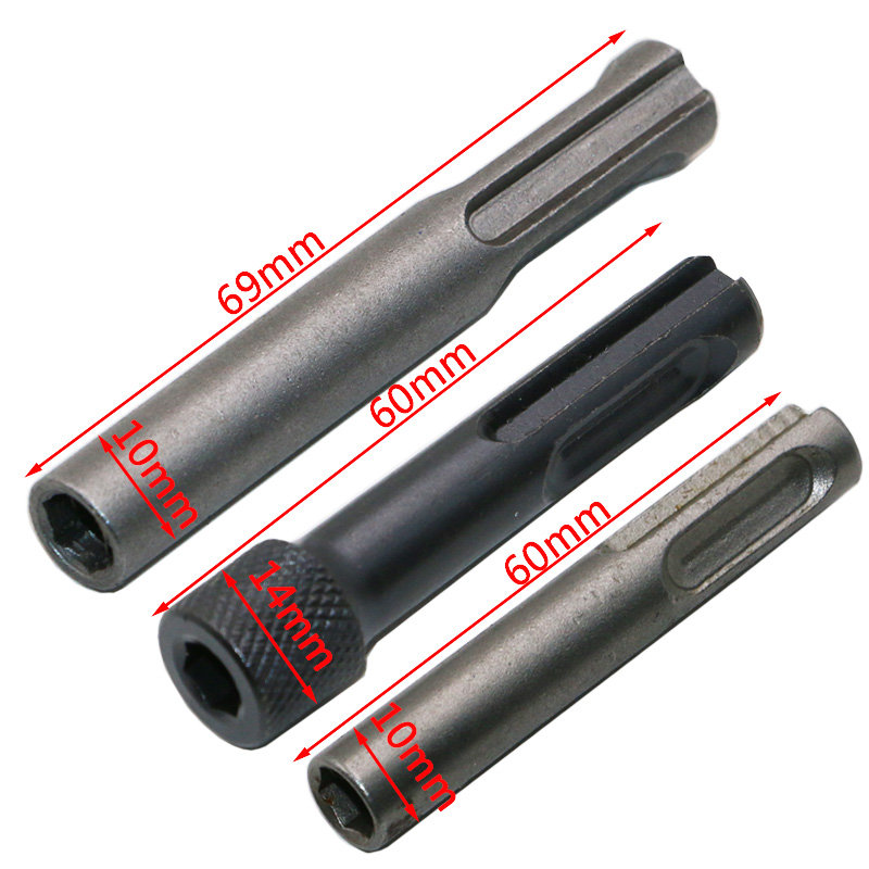 Hex Shank Screwdriver Holder Drill Bit Adaptor 1/4