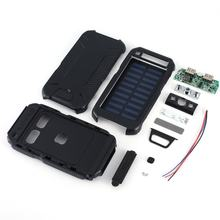 Solar Panel Charger Solar Mobile Power Bank for Phone Car Laptop Battery Charger(China)