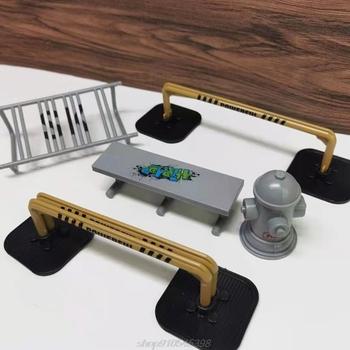 Akcesoria sceniczne do Mini Mini deskorolka Fingerboards skutery rowery realistyczne zestawy do jazdy na rolkach A28 21 Dropship tanie i dobre opinie Z tworzywa sztucznego CN (pochodzenie) 4-6y 910545398 12 2*4cm Deskorolki na palce
