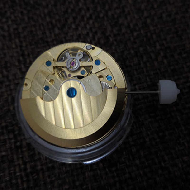 Akcesoria do zegarków wykonane w szanghaju tourbillon złoty ruch trzy bolce ruch 12 punkt księżyc ruch