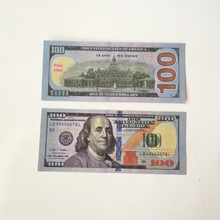 Волшебные деньги распыление игра бумажные деньги игрушка доллар билет искусственная валюта банкнота