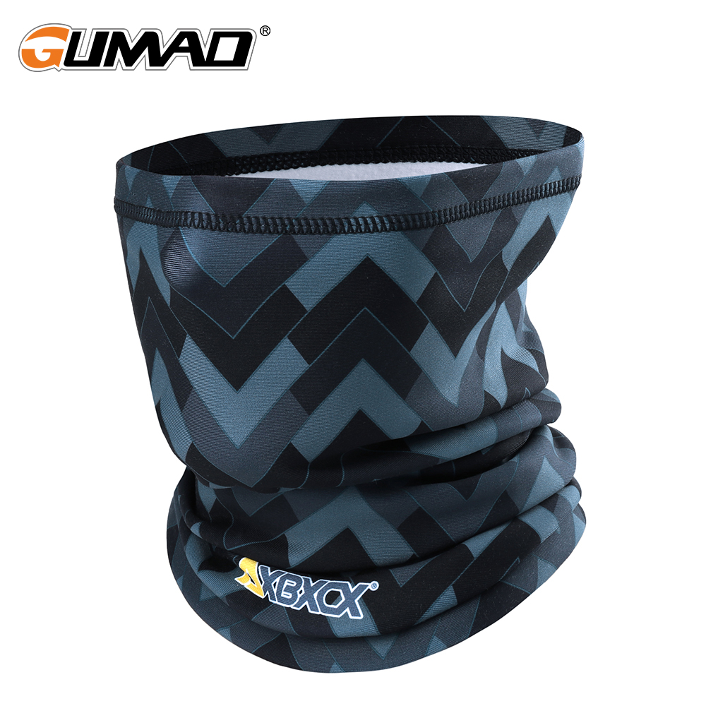 Winter Warmer Face Fleece Mask Shield Bandana Scarf Sports Thermal Skiing Tube Neck Gaiter Hiking Cycling Snowboard Men Women