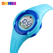 SKMEI Kids Watches Sports Style Wristwatch 5bar Waterproof Fashion Children Alarm watches детские часы 1479