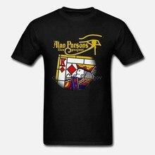 T-Shirt de l'équipe de rock progressif Alan Parsons project 2 side, S M L XL 2XL 3XL (2)