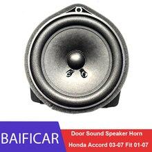 Звуковая колонка Baificar, оригинальная Колонка для входной двери, 1 шт., для Honda Accord 2003-2007, Fit 2001-2007
