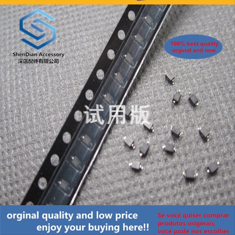 50pcs 100% Orginal New Best Quality SMD Zener Diode BZT52C5V6S 5.6V W9 Silk Screen SOD323 Package 0805 Volume