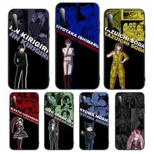 DANGANRONPA Phone Case For Samsung S note S10E 6 7 8 9 10 20 plus edge lite Cover Fundas Coque