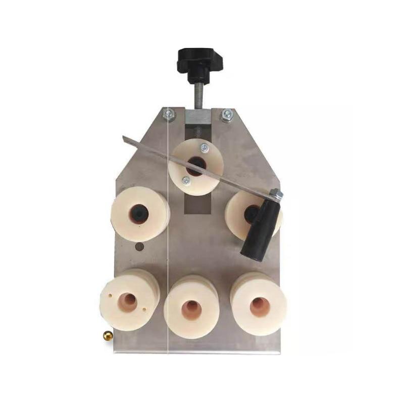 6-16mm Hollow Aluminum Strip Bender Manual Bending Machine Aluminum Bar Bending Machine