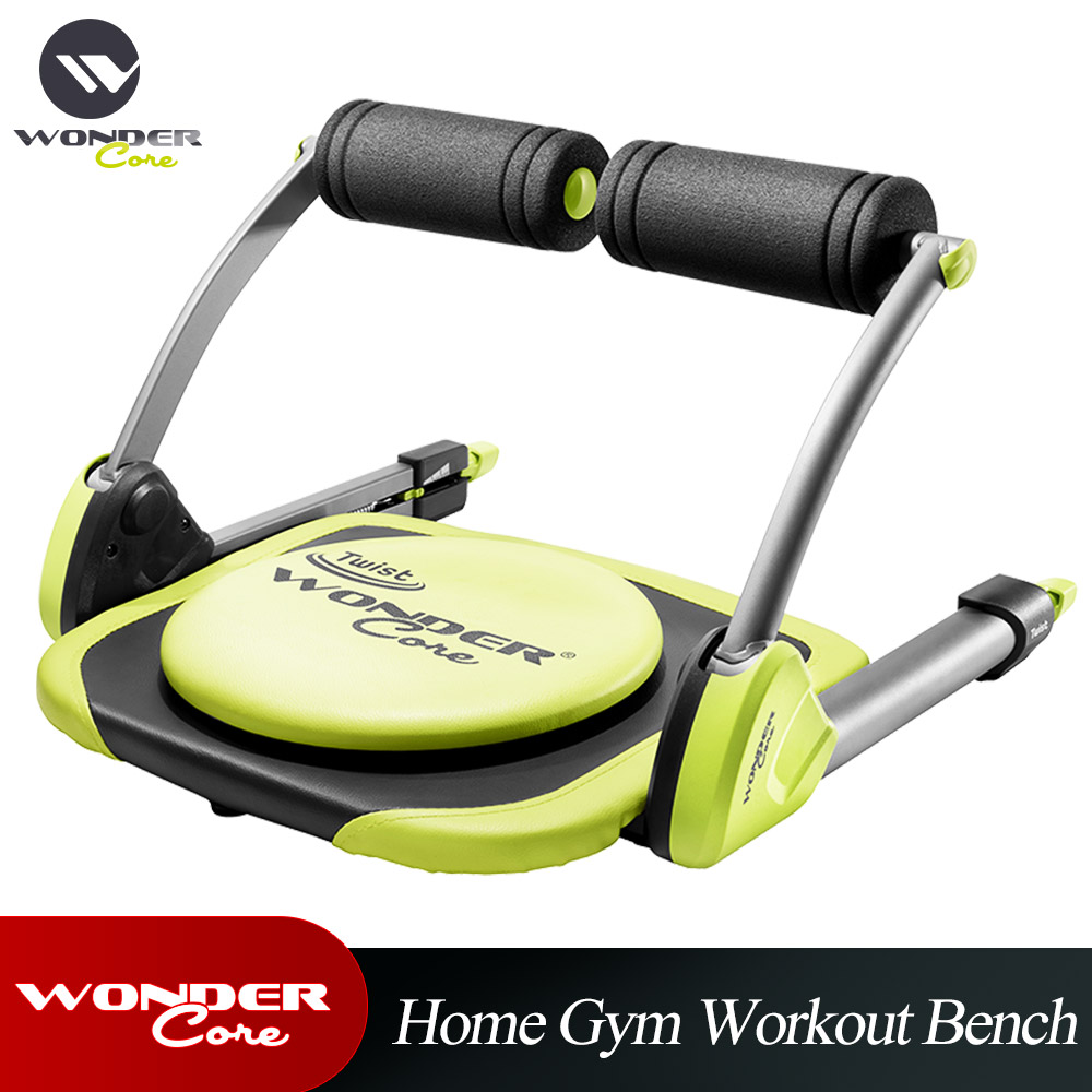 Home workout equipment Indoor Exercise ab machine multifunctional For Push-Ups Sit-Ups Crossfit abdominal muscle trainer machine