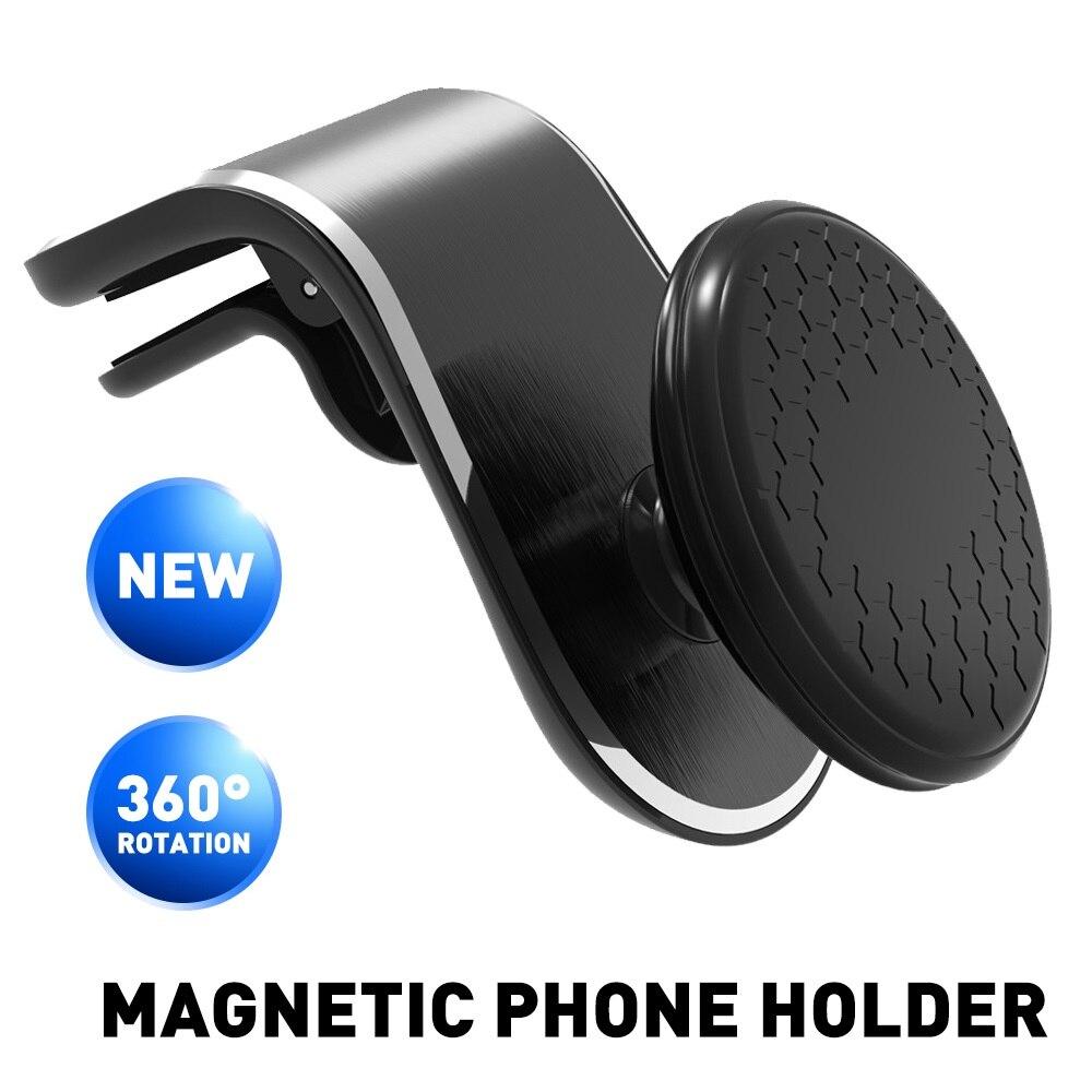 Auto Telefon Halter Magnetische Air Vent Für Skoda Octavia 2 A7 A5 Armlehne ii Fabia Schnelle Superb 1 2 3 yeti Felicia Rs Roomster kodiaq