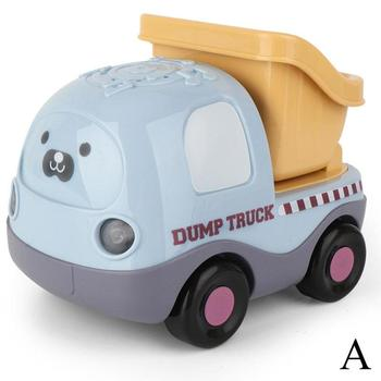 Cartoon car children voice control pat police car 2-3-6 year old baby toy car electric toy car gift