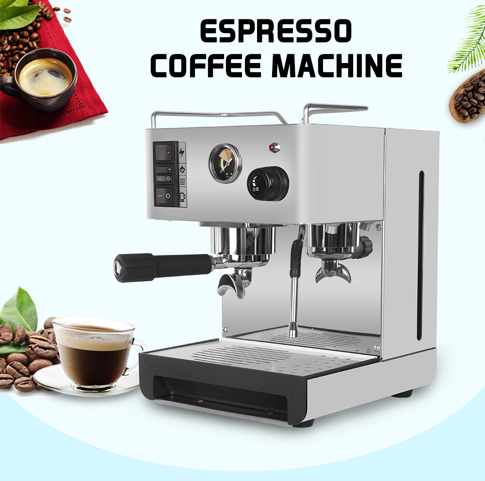 LL-18 coffee machine for home use_01