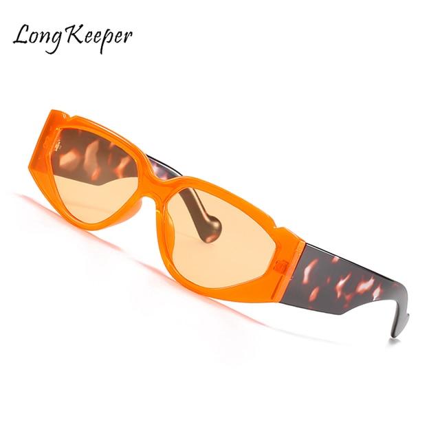 Фото 2020 роскошные брендовые черные солнцезащитные очки «кошачий