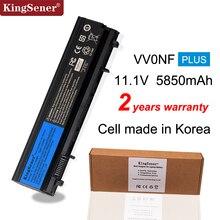 Kingsener bateria portátil de célula vv0f, coréia, para dell latitude e5440 e5540 séries vjxmc pro 0k8hc a5ft6d9 11.1 v 65wh