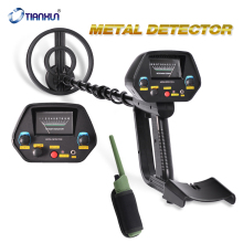 HOT SALE Underground Metal Detector Professional Gold Detectors MD4080 Treasure Hunter Circuit Metales
