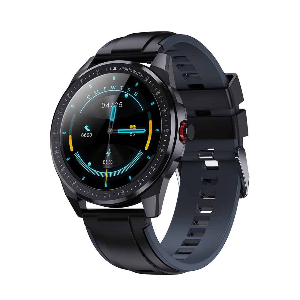 1.28 inch Touch Smart Watch SN88 smart watch Features Heart Rate Monitoring long standby smartwartch for android ios Smartphone|Smart Watches| - AliExpress