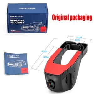 Image 5 - Car DVR dash Camera SUB dvr camera GPS Player Digital Video Night Vision HD 720P Registrator Recorder For Android System