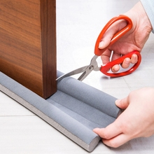 Protector Guard-Sealer-Stopper Door-Bottom Wind-Dust Flexible Blocker 93cm Sealing-Strip