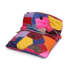 Tensunvis кожаные сумки новая маленькая квадратная сумка прошитая