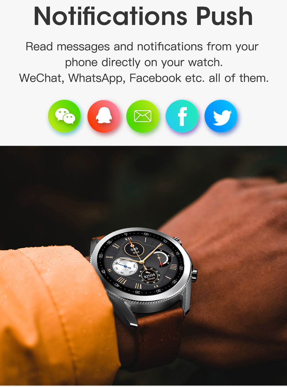 Ha2a0be6149d742c2a41e6b9346652c20l Timewolf Smart Watch Men 2021 IP68 Waterproof Android Full Touch Sports Smartwatch Bluetooth Call For Samsung Huawei Android IOS