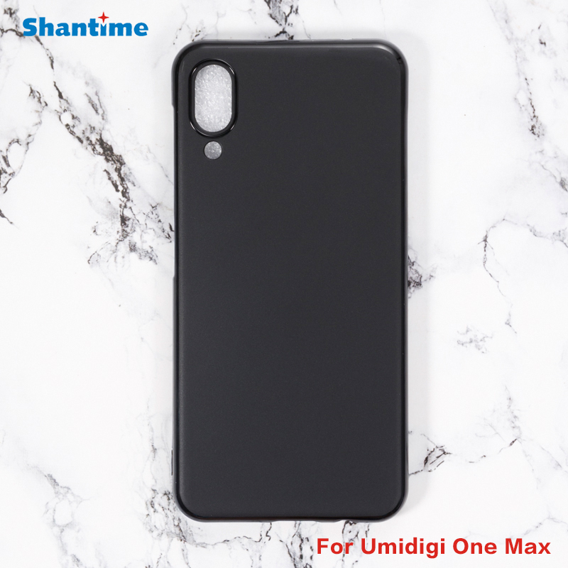 For Umidigi One Max Gel Pudding Silicone Phone Protective Back Shell For Umidigi One Max Soft TPU Case