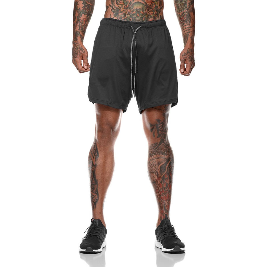 Beachin Quick Dry Jogger Shorts with Built-in Pocket 2