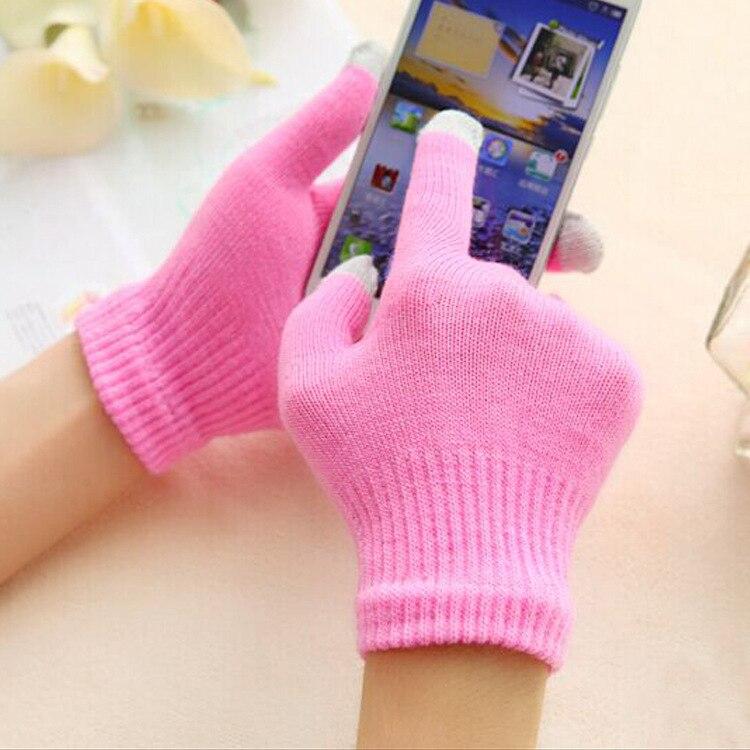 X Touch Gloves Men's Warm Touch Screen Gloves COUPLE'S Capacitance Gloves Women's Gloves Winter Warm