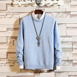 Image 4 - Suéter de caxemira masculino, pulôver de outono e inverno, roupas de homem, hiver, suéter trui heren, pulôver de homens