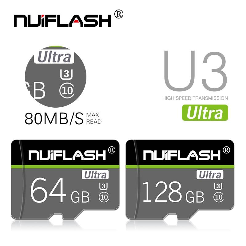 Real Capacity Micro SD Memory Card 8GB/16GB/32GB/64GB/128GB Class 10 Memori Micro SD Card For Samsung Smartphone Flash Card