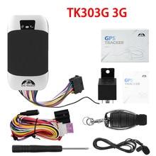 Waterproof 3G 2G TK303G TK303F GPS Car tracker ACC working alarm realtime tracking car tracker Vehicle Tracking Device Free APP
