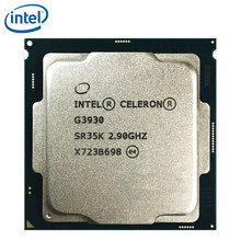 Intel Celeron G3930 Cpu 2.9 Ghz 51W Dual-Core 2 Threads Lga 1151 14NM HD610 DDR4 Desktop Pc getest 100% Werken(China)