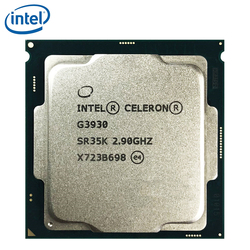 Intel Celeron G3930 CPU 2.9GHz 51W Dual-Core 2 Threads LGA 1151 14NM HD610 DDR4 Desktop PC tested 100% working