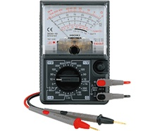 HIOKI 3030-10 Analog Pointer Multimeter Digital Display Electrical