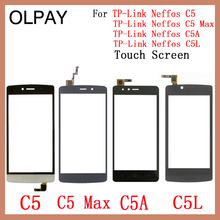 OLPAY Mobile Phone TouchScreen For TP-Link Neffos C5 C5A C5L