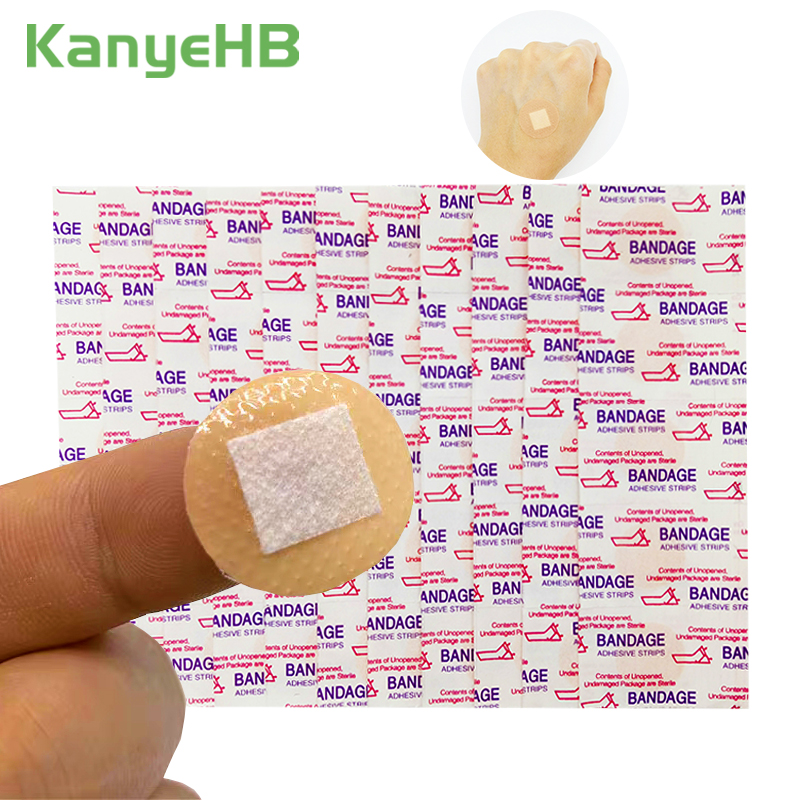 30pcs Ultra-Thin Emergency First Aid Bandage Breathable Band-Aid Medical Waterproof Bandage Band-Aid Adhesive Wound Plaster A186