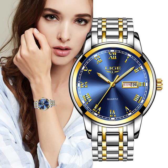 Women Watches Top Brand Luxury